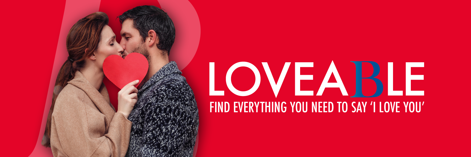 Lovable, Valentine Gift Inspiration