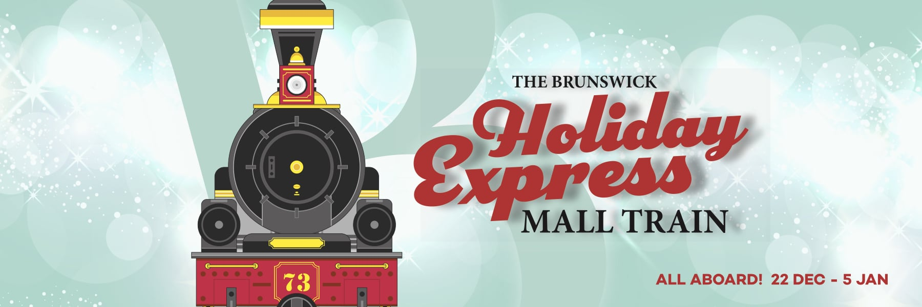 The Brunswick Holiday Express